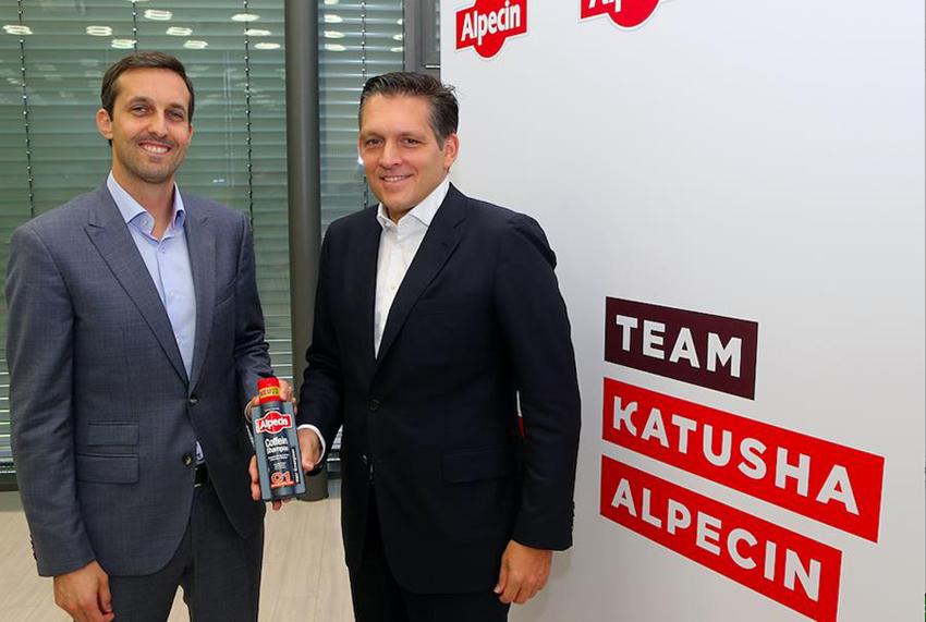 Katusha-Alpecin, nuevo patrocinador y cambio de nacionalidad
