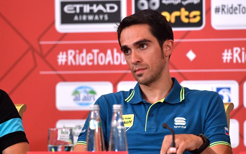 Froome y Contador valoran el recorrido del Tour 2017