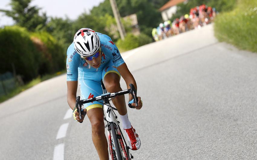 Fabio Aru apostará por el Giro y la Vuelta en 2017