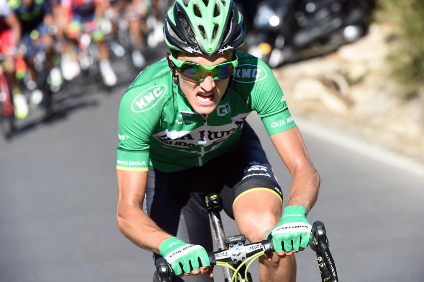 """Pello Bilbao: """"Estoy seguro de que en el WorldTour voy a dar un paso más"""""""