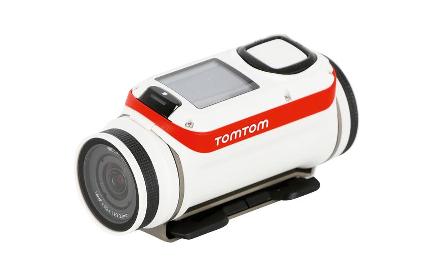 Prueba: cámara de acción TomTom Bandit