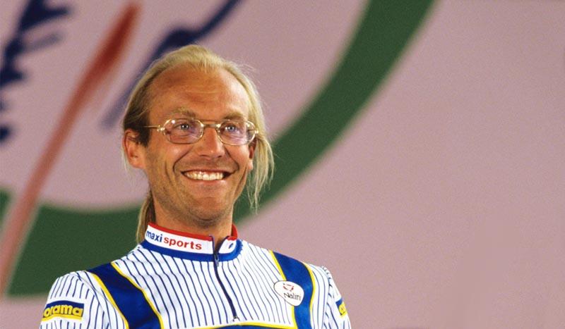 Laurent Fignon y los 8 segundos de Lemond