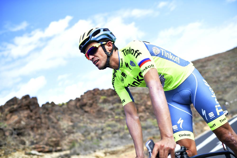 """Contador: """"El gran objetivo es el Tour de Francia"""""""
