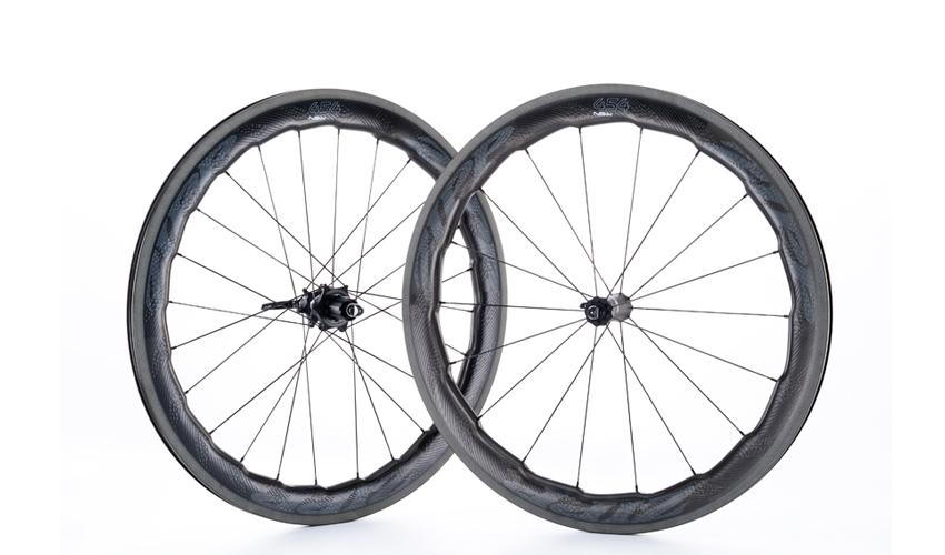Nuevas ruedas Zipp 454 NSW