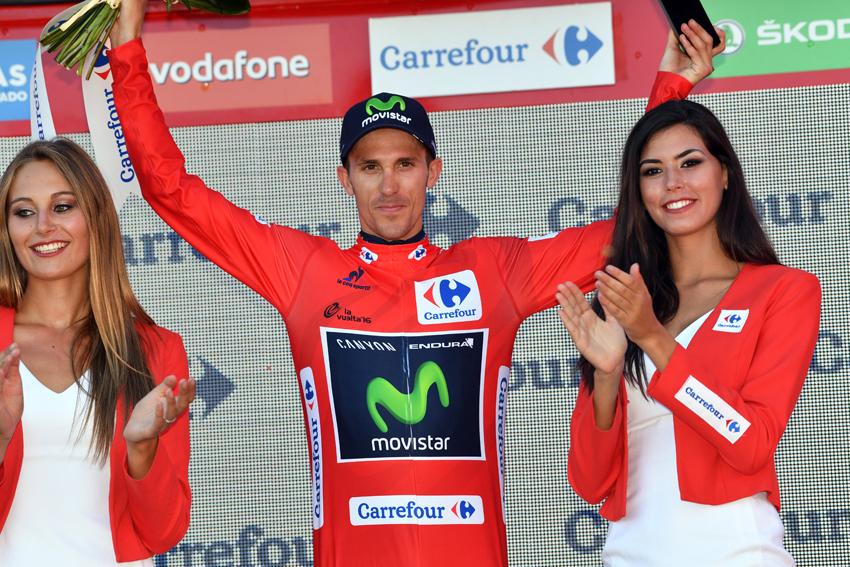 Rubén Fernández renueva hasta 2019 con Movistar Team