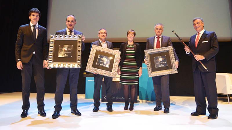 Orbea, premio Made in Euskadi 2015