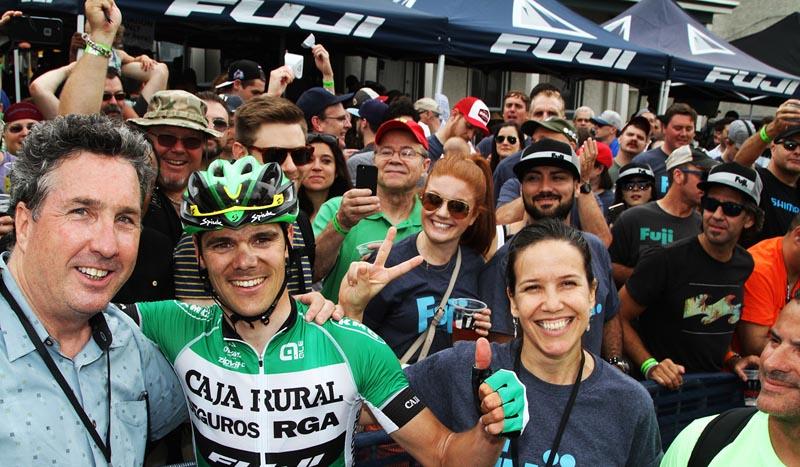 Fuji Bikes continúa con Caja Rural-Seguros RGA