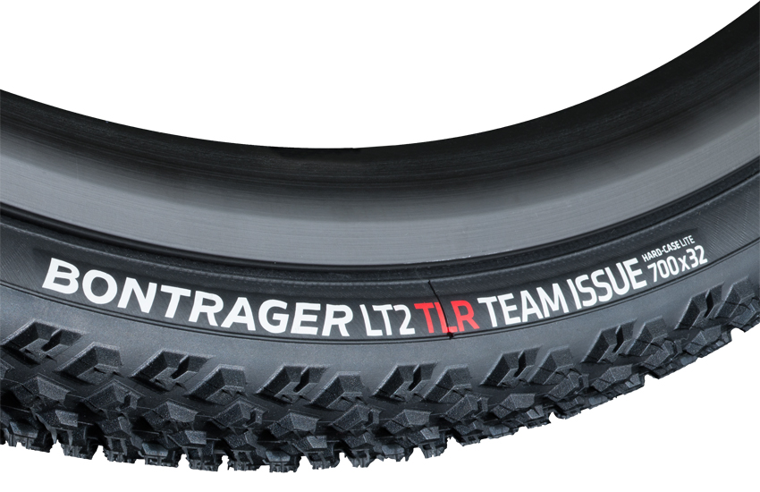 Cubierta Bontrager LT2 Team Issue TLR
