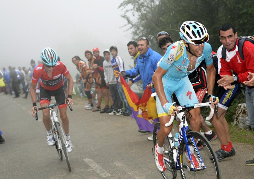La Vuelta 2017 tendrá un final en el Angliru