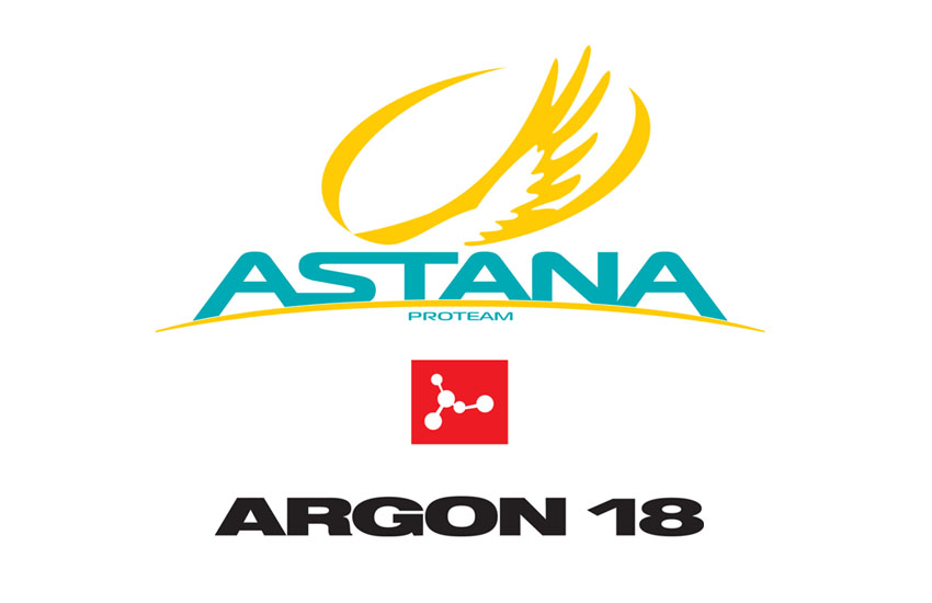 Astana utilizará bicicletas Argon 18 en 2017