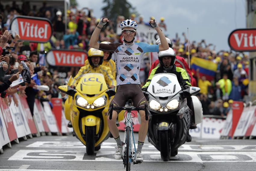 Bardet se plantea el doblete Giro-Tour