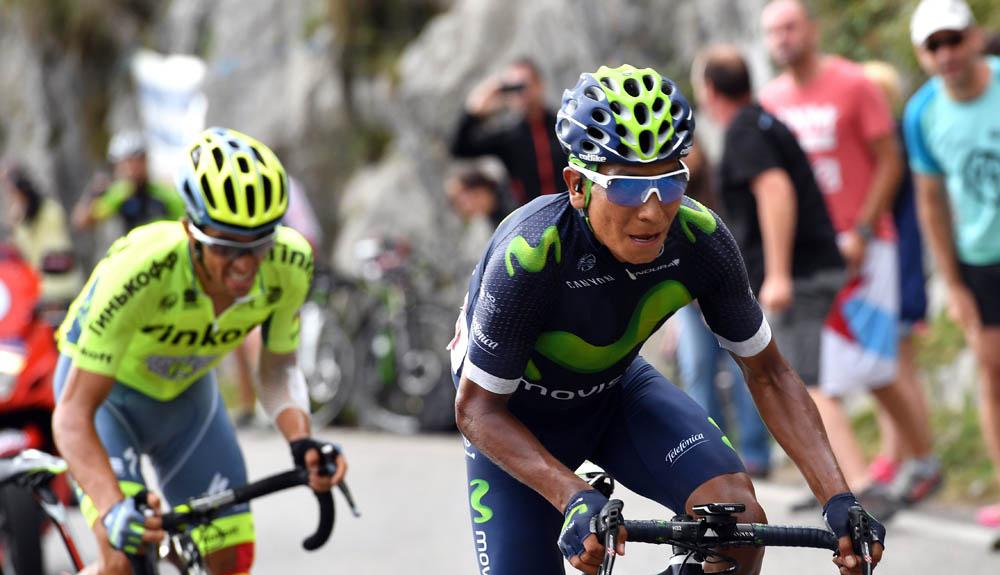 Los 25 momentos de Nairo Quintana en 2016