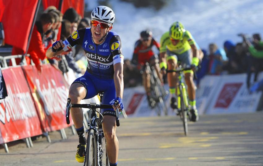 La Molina (Alp) volverá a ser final de etapa en la Volta a Catalunya
