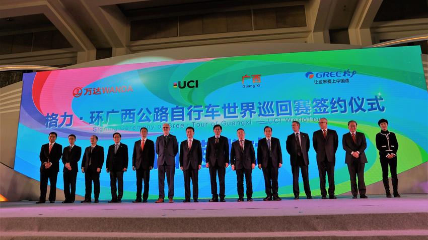 La UCI hace sitio en el World Tour a una nueva vuelta por etapas en China