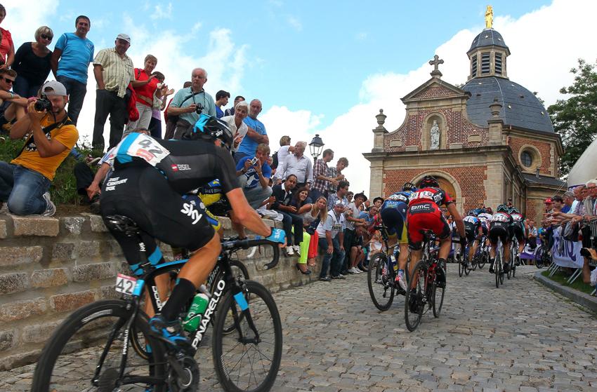 Oficial: Vuelve el Kapelmuur al Tour de Flandes