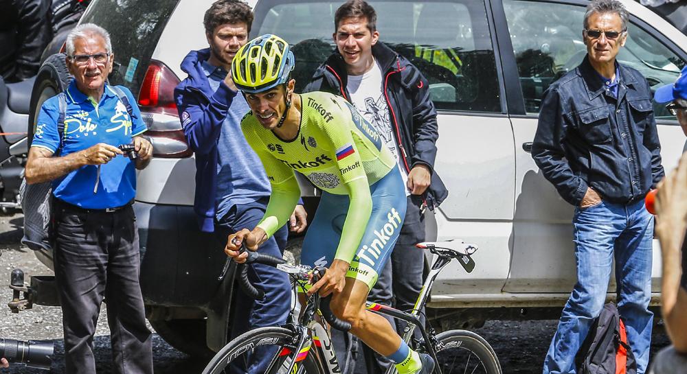 Los 25 momentos de Alberto Contador en 2016
