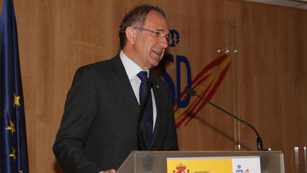López Cerrón, presidente de la RFEC hasta 2020