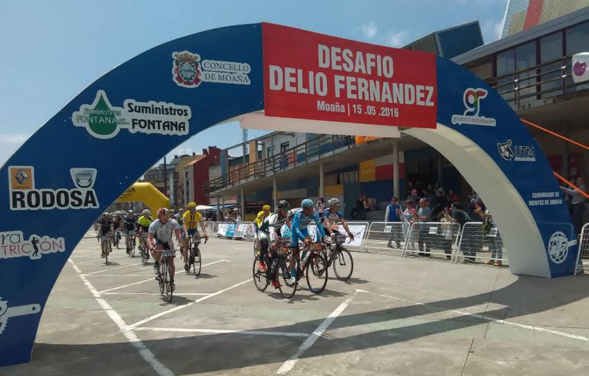 El Desafío Delio Fernández presenta un renovado recorrido en su segunda edición