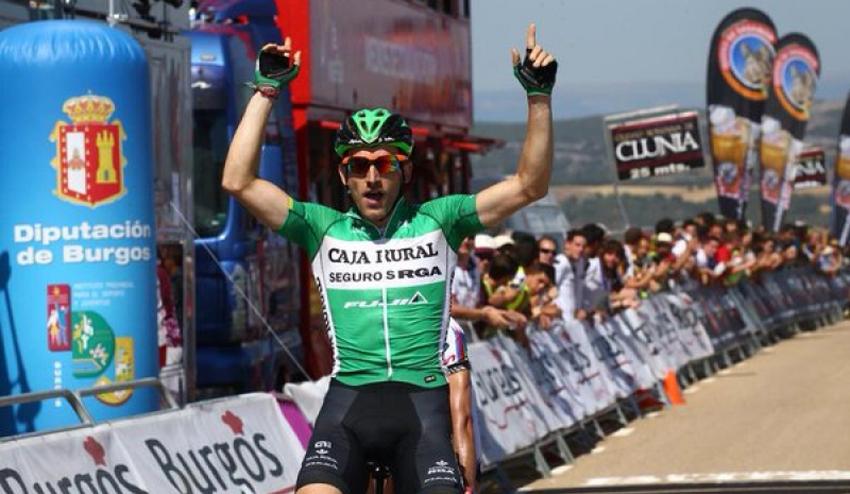 Carlos Barbero, cuerpo de World Tour, alma de Continental