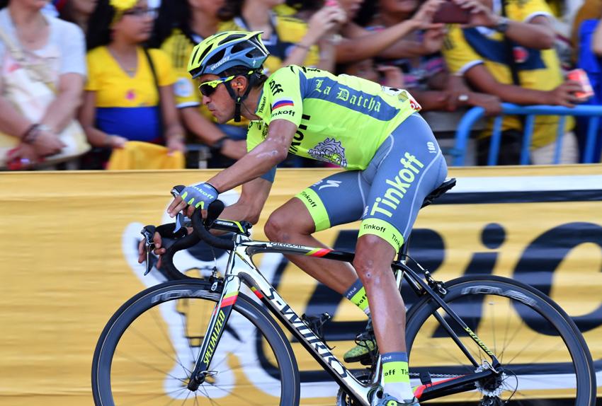 Contador debutará en 2017 en la Vuelta a Andalucía