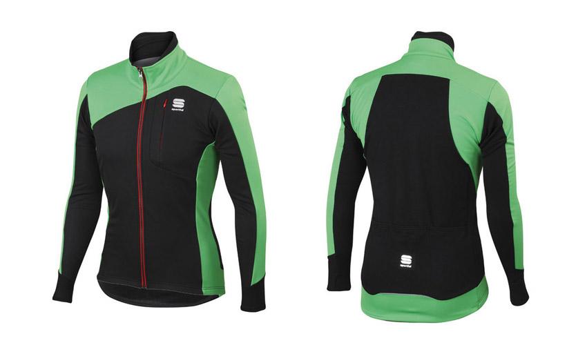 Sportful apuesta por la calidad-precio con la chaqueta Edge Softshell