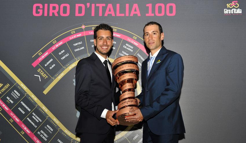 Nibali, Aru y Pinot ya conocen su calendario para 2017