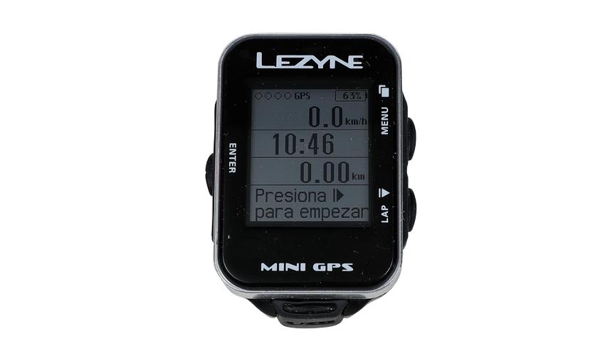 Prueba: Ciclocomputador Lezyne Mini GPS