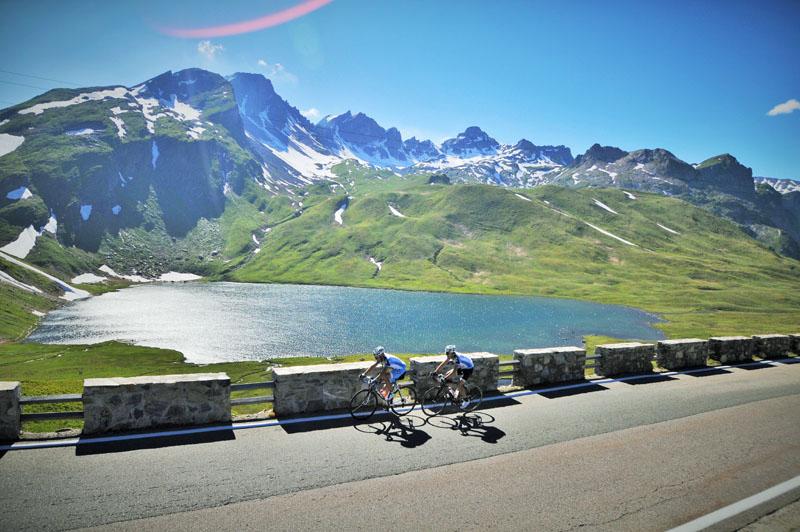 Tour du Mont Blanc, la prueba ciclista más dura del mundo