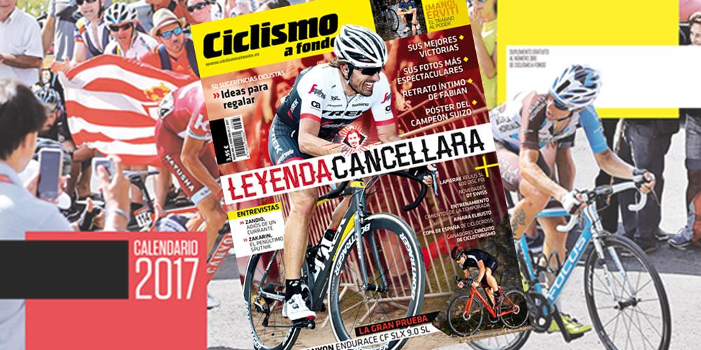 ¡Ciclismo a Fondo 386 ya a la venta!