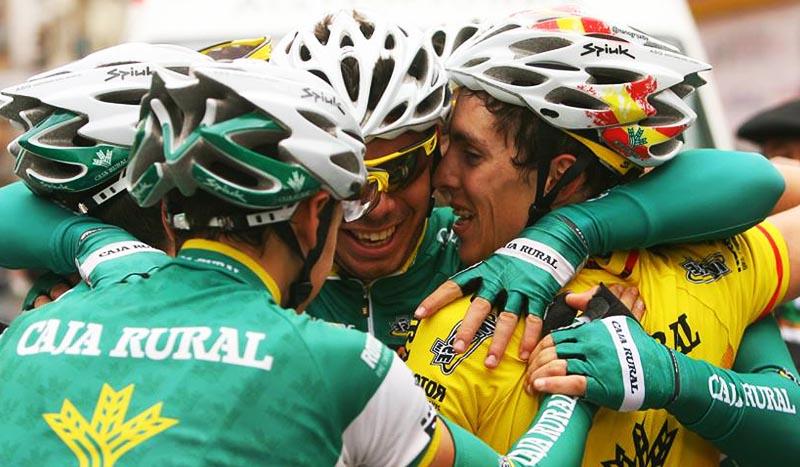 Fernando Grijalba, un ciclista diferente