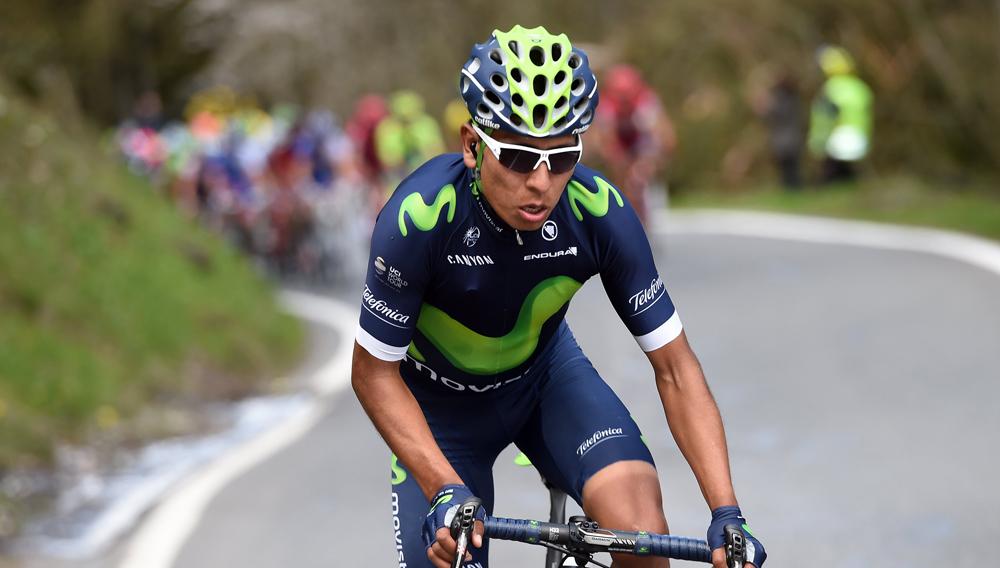 Nairo Quintana correrá el Giro y el Tour en 2017