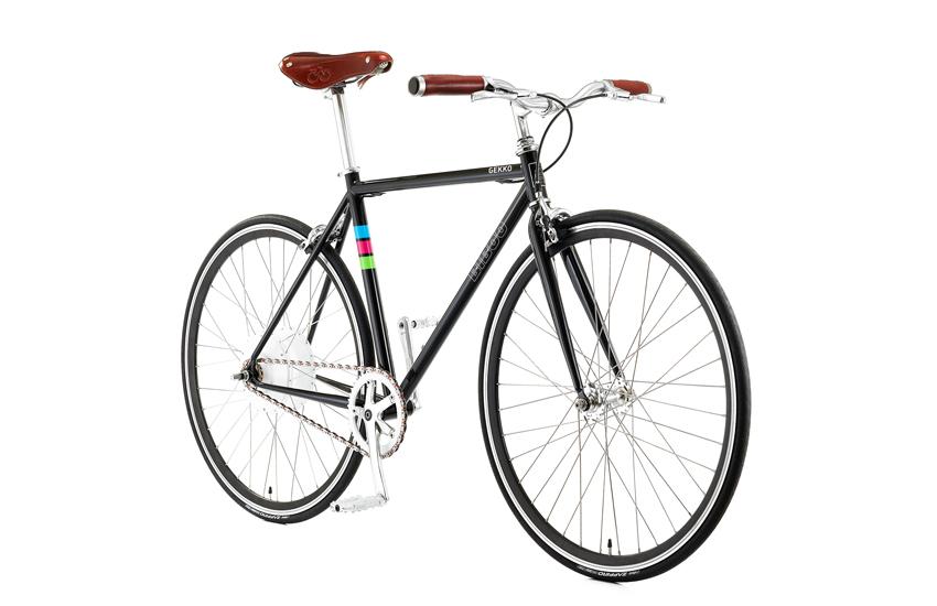 Biboo Gekko, la mejor aliada del ciclista urbano