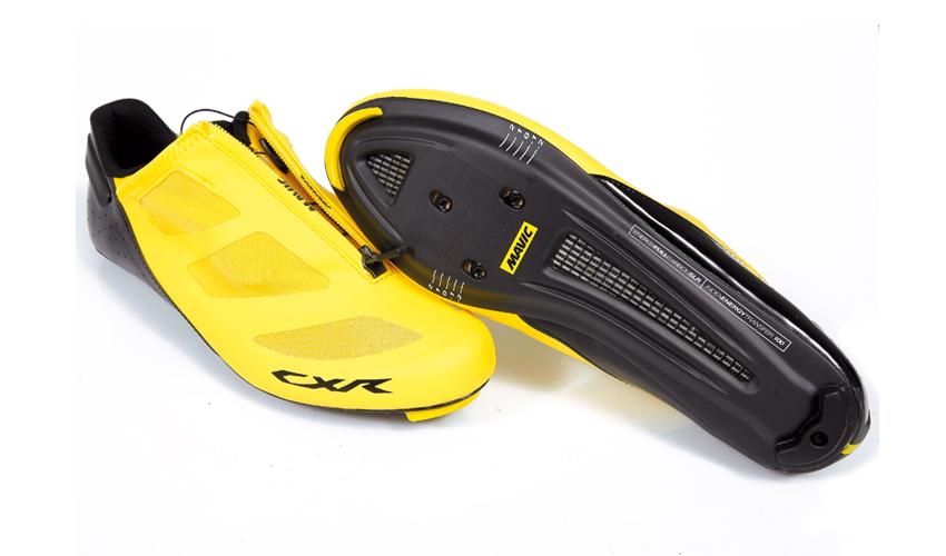 Prueba: zapatillas Mavic CXR Ultimate