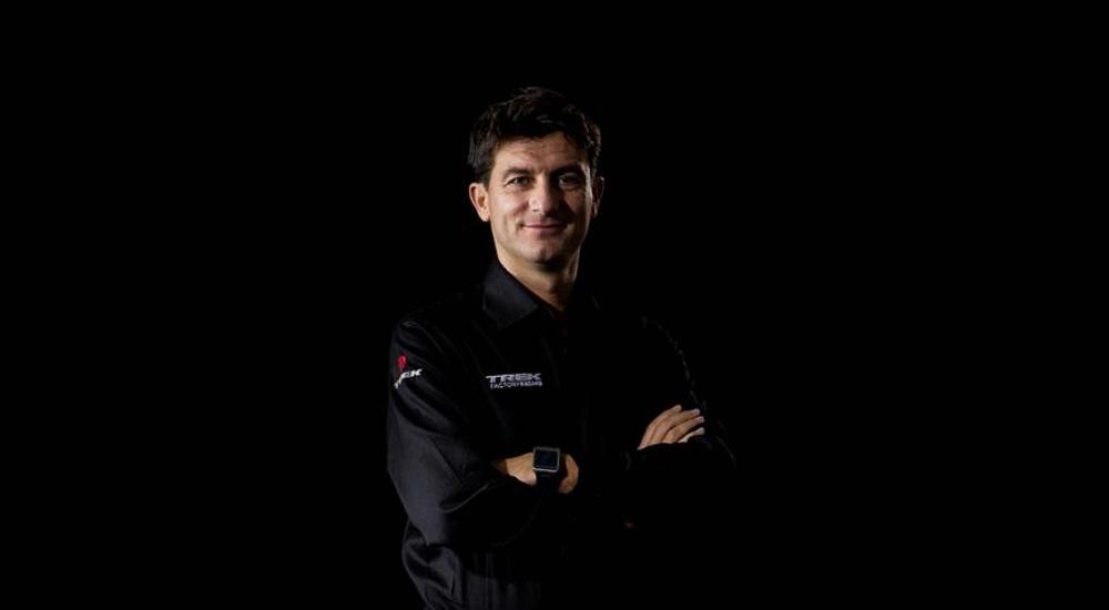 El mensaje motivador para Contador de Luca Guercilena