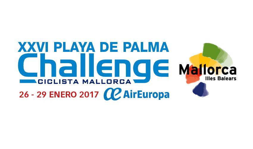 20 equipos participarán en la XXVI Playa de Palma Challenge Ciclista de Mallorca