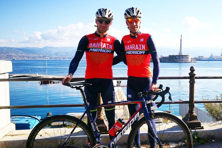 Fotos / Nuevos maillots: Nibali, Tony Martin, Gilbert, Purito, Lobato…