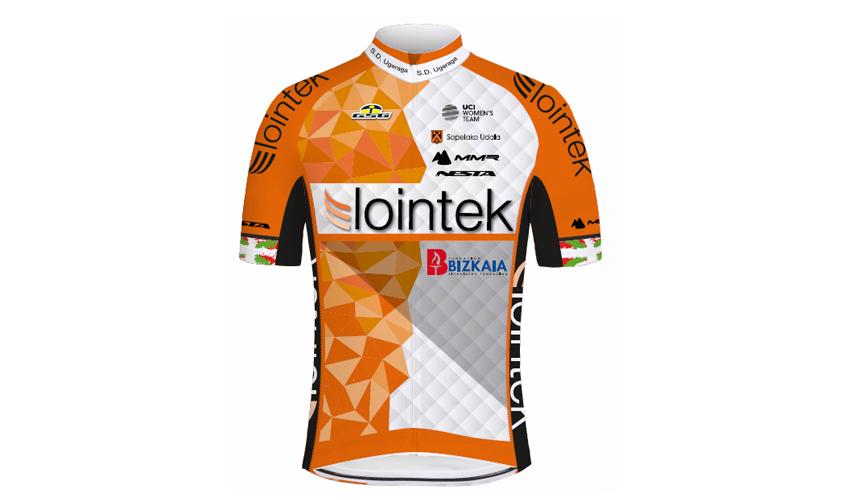 Lointek Team presenta su maillot y confirma su plantilla para 2017