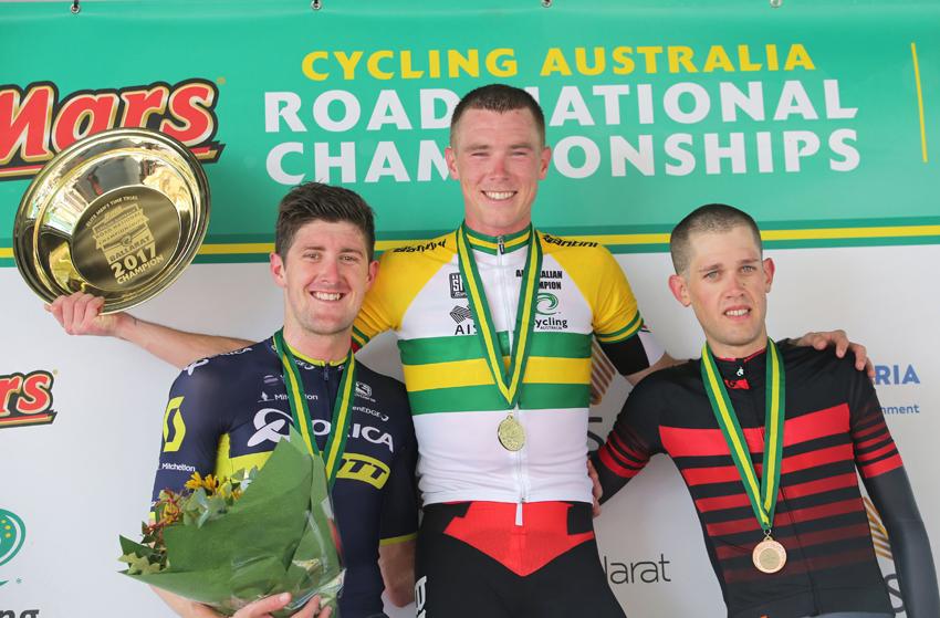 Breves: Dennis repite título como campeón de Australia de contrarreloj, Thurau se va a Kuwait…