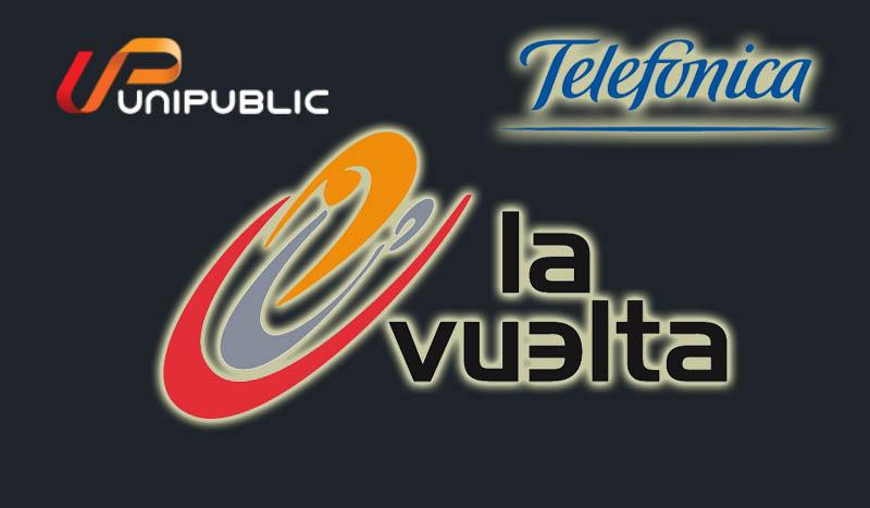 Telefónica otra vez con La Vuelta a España
