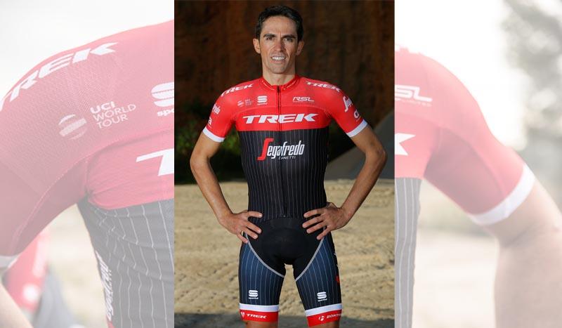El nuevo equipamiento del Trek-Segafredo de Contador
