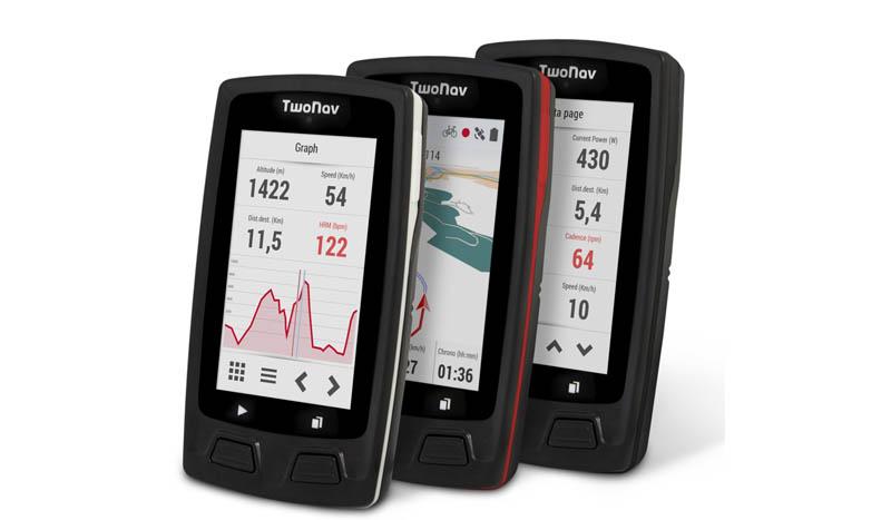 Velo, el nuevo GPS de TwoNav específico para el ciclismo
