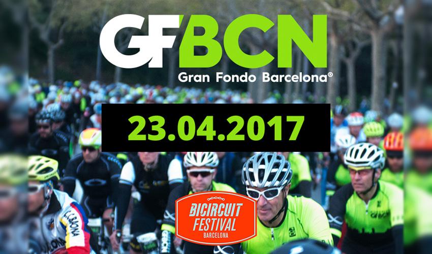 Vuelve la Gran Fondo Barcelona 2017