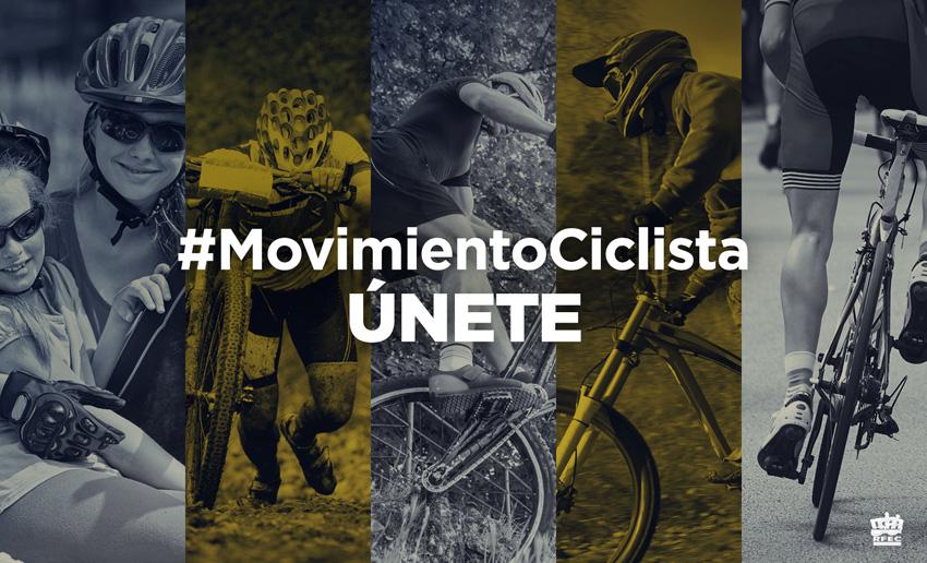 Carnet Ciclista, únete al #MovimientoCiclista