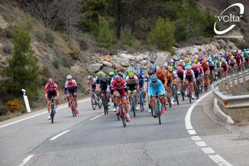 La Volta a Catalunya anuncia los equipos invitados para su próxima edición