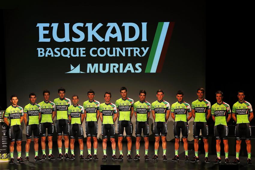Galería: Euskadi Basque Country – Murias Taldea presenta su proyecto para 2017