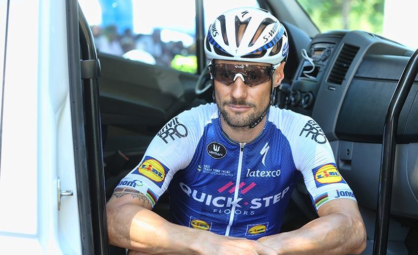 """Tom Boonen: """"Estamos aquí para ganar etapas, no la general"""""""