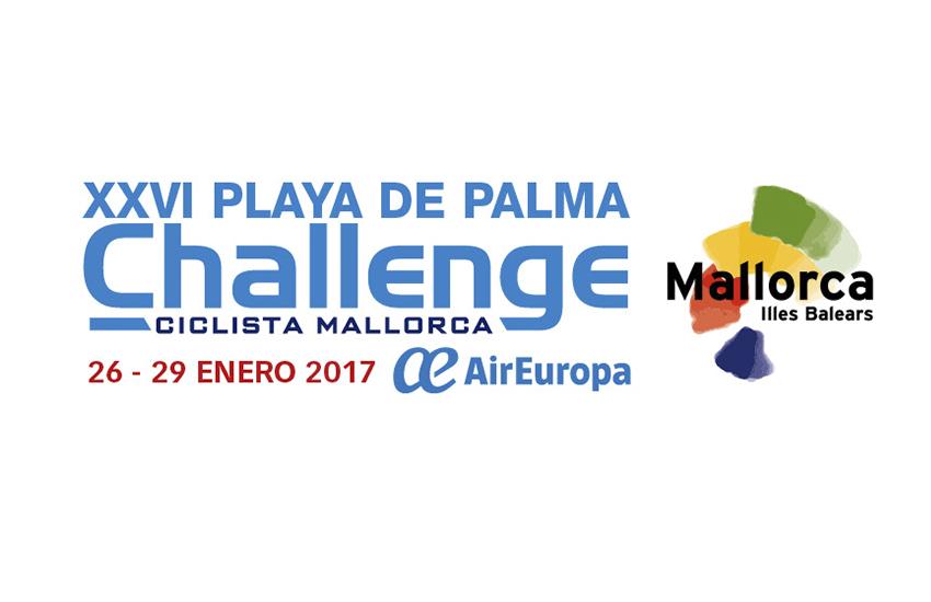 Horarios de retransmisión de la Challenge de Mallorca en Teledeporte
