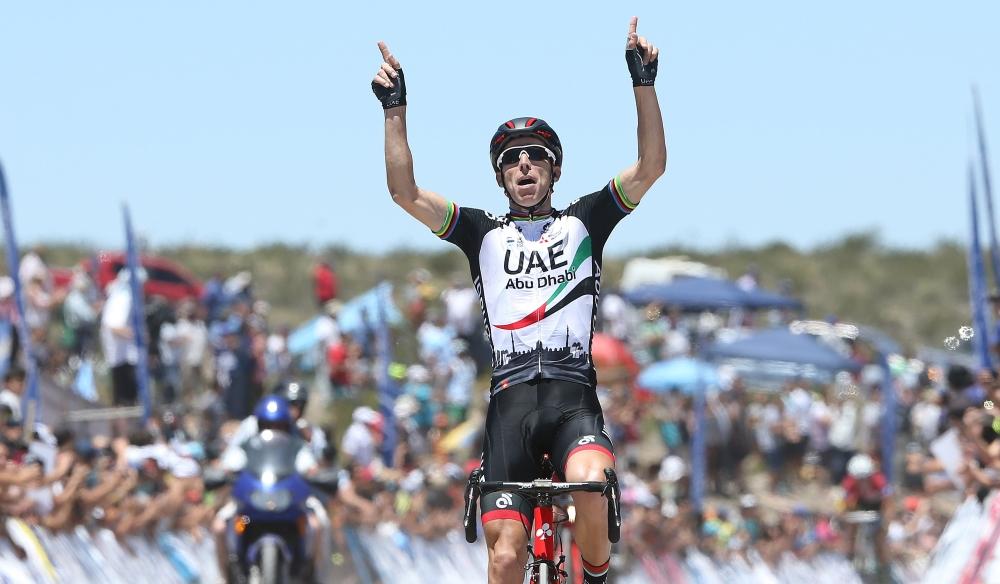 Rui Costa gana la etapa reina de San Juan. Mollema, líder