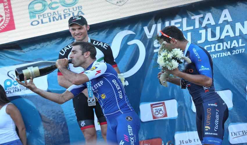 """Maximiliano Richeze: """"Un gesto muy lindo de mi equipo"""""""