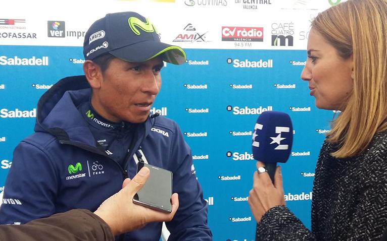 """Quintana: """"Es una victoria muy especial en el día de mi cumpleaños"""""""